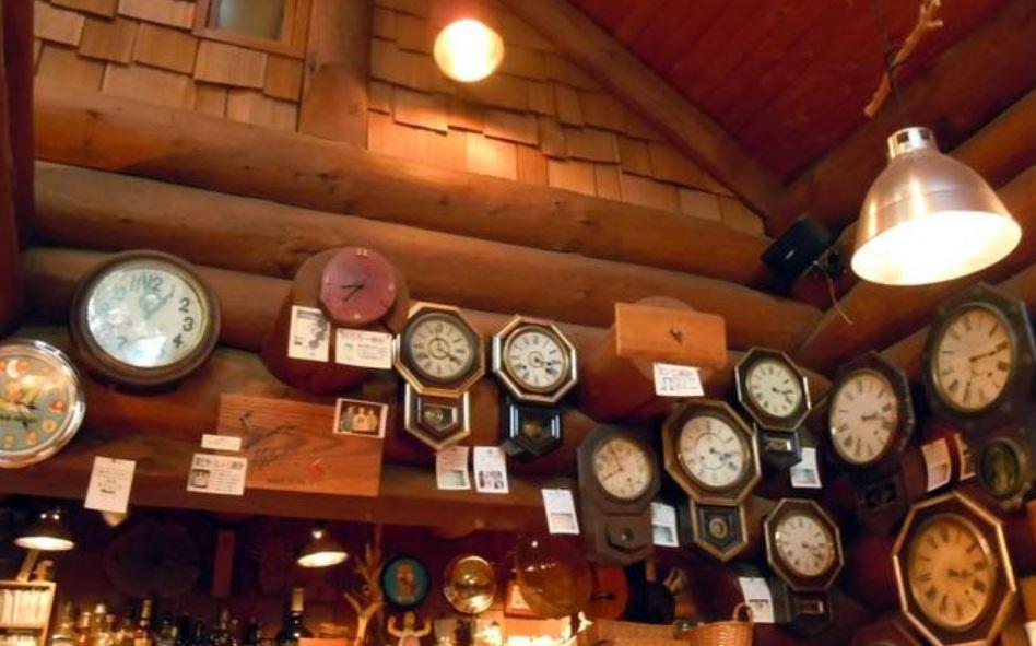 おじいさんの古時計(中)