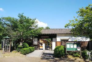 民家集落博物館入口